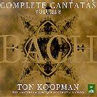 COMPLETE CANTATAS VOL.8/ TON KOOPMAN