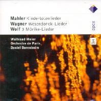 KINDERTOTENLIEDER/ WALTRAUD MEIER, DANIEL BARENBOIM