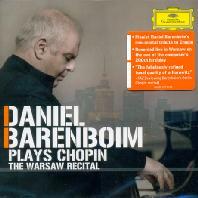 THE WARSAW RECITAL/ DANIEL BARENBOIM