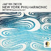 SYMPHONIES NOS 5 & 7/ JAAP VAN ZWEDEN [베토벤: 교향곡 5, 7번 - 얍 판 즈베덴]