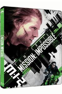 미션 임파서블 2 [4K UHD+BD] [스틸북 한정판] [MISSION: IMPOSSIBLE 2]
