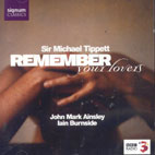 REMEMBER YOUR LOVERS