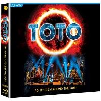 40 TOURS AROUND THE SUN [2CD+BD]