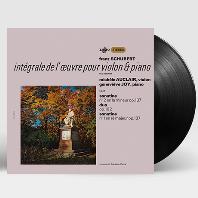 SCHUBERT: INTEGRALE DE L`AEUVRE POUR VIOLON & PIANO VOL.1 [미셸 오클레르: 슈베르트 바이올린과 피아노을 위한 작품 2집] [180G LP]