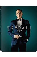 007 스카이폴 4K UHD+BD [스틸북 한정판] [SKYFALL]