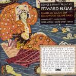 SONGS & PIANO MUSIC BY EDWARD ELGAR THE WORKS
