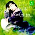 CARO MIO BEN: MY FAVORITE ITALIAN SONGS [나의 다정한 연인: 이탈리아 가곡집]