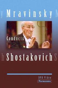 SYMPHONIES 5, 8, 1/ YEVGENI MRAVINSKY [므라빈스키가 지휘하는 쇼스타코비치 교향곡]