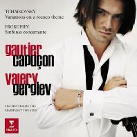 ROCOCO VARIATIONS, SINFONIA CONCERTANTE/ GAUTIER CAPUCON, VALERY GERGIEV