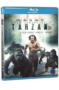 레전드 오브 타잔 3D+2D [THE LEGEND OF TARZAN] [17년 7월 워너/유니/파라마운트 가격인하 프로모션]