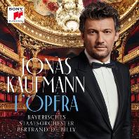 L`OPERA/ BERTRAND DE BILLY [DELUXE] [요나스 카우프만: 프랑스 오페라 아리아]