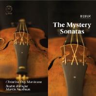 THE MYSTERY SONATAS/ CHRISTINA DAY MARTINSON, MARTIN PEARLMAN [비버: 로자리오 소나타 - 마틴 펄만]