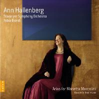 ARIAS FOR MARIETTA MARCOLINI/ ANN HALLENBERG, FABIO BIONDI