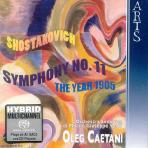 SYMPHONY NO.11/ OLEG CAETANI [SACD HYBRID]