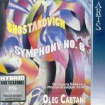 SYMPHONY NO.8/ OLEG CAETANI [SACD HYBRID]