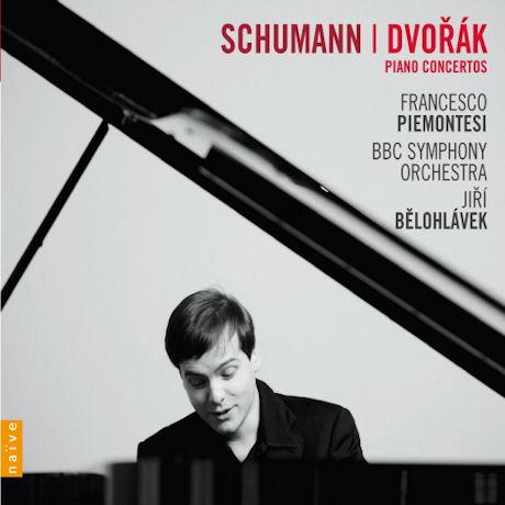 PIANO CONCERTOS/ FRANCESCO PIEMONTESI, JIRI BELOHLAVEK