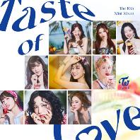 TASTE OF LOVE [미니 10집]