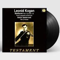 VIOLIN CONCERTO/ LEONID KOGAN, ANDRE VANDERNOOT [베토벤: 바이올린 협주곡 - 레오니드 코간] [LP]