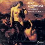 LIEBESTRAUME AND THE SONGBOOKS/ LESLIE HOWARD [리스트 에디션 19]