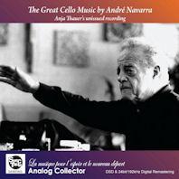 THE GREAT CELLO MUSIC/ MAURICE DURUFLE, ANJA THAUER [앙드레 나바라 & 모리스 뒤르플레: 위대한 첼로 명곡집]
