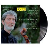 SUITES PER VIOLONCELLO SOLO BWV 1009-1010 VOL.2/ ROCCO FILIPPINI [180G LP] [바흐: 무반주첼로 2]