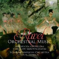 ORCHESTRAL MUSIC/ LOUIS FREMAUX, STANISLAW SKROWACZEWSKI [라벨: 관현악 작품집]