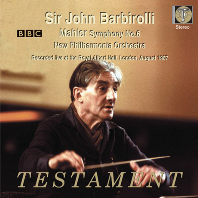 SYMPHONY NO.6/ JOHN BARBIROLLI [말러: 교향곡 6번(BBC 1967년 녹음) | 바비롤리]