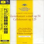 PIANO CONCERTO OP.54 ETC/ WALTER GIESEKING/ WILHELM FURTWANGLER
