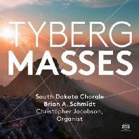 MASSES/ BRIAN A. SCHMIDT, CHRISTOPHER JACOBSON [SACD HYBRID] [마르셀 티베르크: 미사곡]