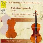 IL CREMONESE/ SALVATORE ACCARDO, LAURA MANZINI [SACD HYBRID] [살바토레 아카르도: 스트라디바리 <일 크레모네세>로 연주한 크라이슬러 작품집]