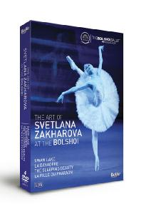 THE ART OF SVETLANA ZAKHAROVA AT THE BOLSHOI [볼쇼이발레단의 수석 스베틀라나 자하로바의 예술]
