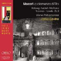 LA CLEMENZA DI TITO/ JAMES LEVINE [모차르트: 티토 황제의 자비 - 제임스 레바인(1977년 잘츠부르크 페스티벌 실황)]