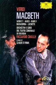 MACBETH/ RICCARDO CHAILLY [베르디 맥베스: 오페라영화]