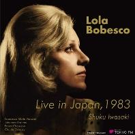 LIVE IN JAPAN 1983/ SHUKU IWASAKI [롤라 보베스코: 1983년 동경 라이브]