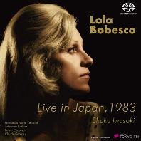 LIVE IN JAPAN 1983/ SHUKU IWASAKI [SACD] [롤라 보베스코: 1983년 동경 라이브]