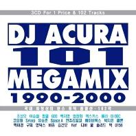 DJ ACURA 101 MEGA MIX 1990-2000