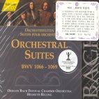 ORCHESTRAL SUITES BWV 1066-1069/ HELMUTH RILLING