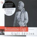 GIGLI SINGS ITALIA & OPERA ARIAS [베니아미노 질리: 오페라아리아 모음집]