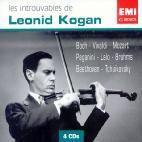 LES INTROUVABLES DE LEONID KOGAN