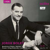 THE BERLIN RADIO RECORDINGS VOL.3 [호르헤 볼레: 베를린 라디오 레코딩 3집 1961-1974]
