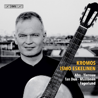 KROMOS: 21ST CENTURY GUITAR MUSIC [SACD HYBRID] [크로모스: 21세기 기타 음악 - 이스모 에스켈리넨]