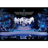THE YEAR`S JOURNEY: 2012-2013 SHIN HYE SUNG CONCERT 1ST LIVE [2CD+포토북]