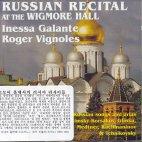 RUSSIAN RECITAL: LIVE AT THE WIGMORE HALL/ ROGER VIGNOLES