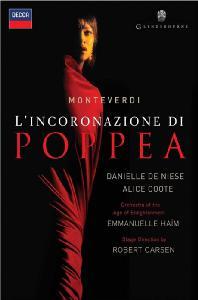 L`INCORONAZIONE DI POPPEA/ EMMANUELLE HAIM [몬테베르디: 포페아의 대관]