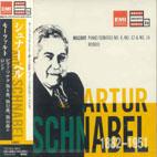 PIANO SONATAS NO.8,12 & 16/ ARTUR SCHNABEL 1882 - 1951