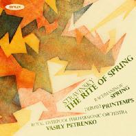 THE RITE OF SPRING/ VASILY PETRENKO [드뷔시 & 라흐마니노프: 봄, 스트라빈스키:봄의 제전 - 바실리 페트렌코]