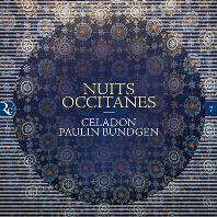 NUITS OCCITANES/ CELADON, PAULIN BUNDGEN [프로방스의 밤: 음유시인의 노래 - 앙상블 셀라돈, 뷘트겐]