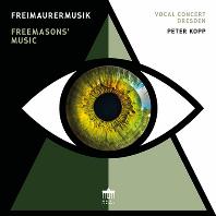 FREEMASONS MUSIC/ VOCAL CONCERT DRESDEN, PETER KOPP [프리메이슨을 위한 음악 - 드레스덴 보컬 콘서트]