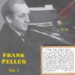 FRANK PELLEG VOL.1/ BACH, MENDELSSOHN, DEBUSSY [프랑크 펠레그 1]