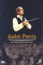 앙드레 프레빈 박스세트 [ANDRE PREVIN AND THE ROYAL PHILHARMONIC ORCHESTRA/ 6DISC] 행사용